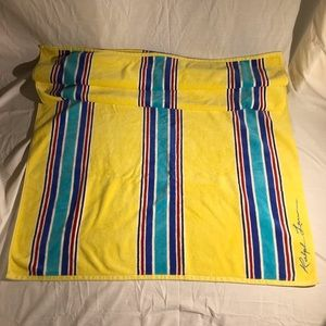Ralph Lauren Beach Towel